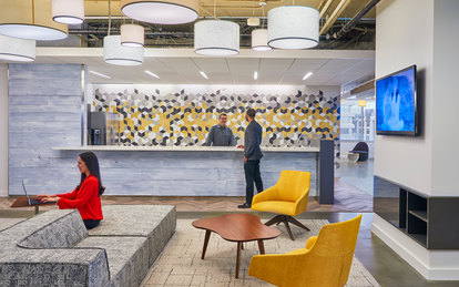 Microsoft Office Chevy Chase Workplace Redesign SmithGroup