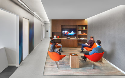 Microsoft Office Mississauga Workplace Design SmithGroup