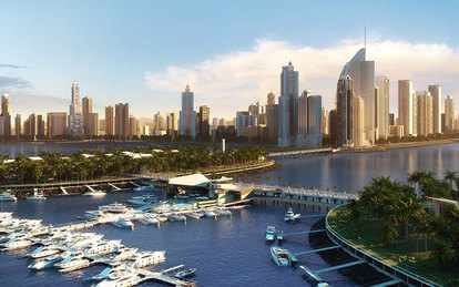 Ocean Reef Islands and Marina Plan Panama SmithGroup