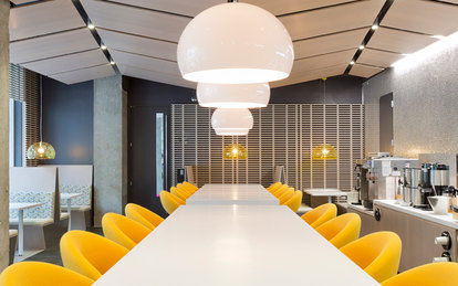 Advisory Board Company Workplace Design Office SmithGroup
