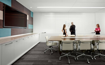 Advisory Board Company San Francisco Workplace Design Office SmithGroup