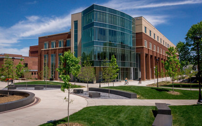 Centennial Hall at University of Wisconsin-Eau Claire Opens