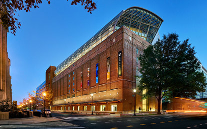 Museum of the Bible opens in Washington, DC