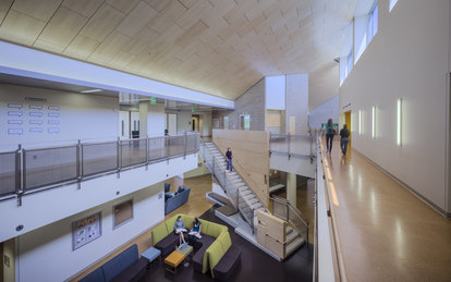 The Human Health Building: Where Students Learn How to Keep People Healthy