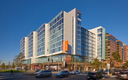 Wharf DC Opening Features Dual Hotel Designed by SmithGroupJJR