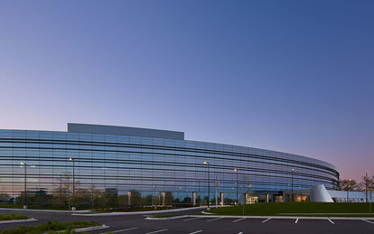 SmithGroup Completes Newly Designed Chamberlain Group Headquarters in Oak Brook, Illinois
