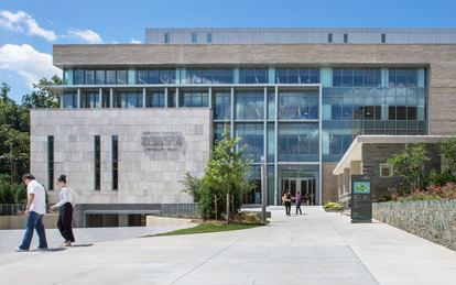 American University College of Law SmithGroup