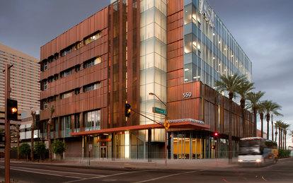 Arizona State University, College of Nursing & Health