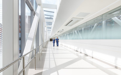 Boston Medical Center Menino Additions and Renovations