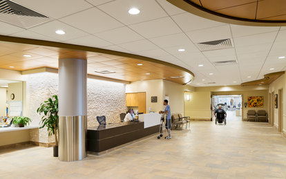 Craig Hospital Expansion and Modernization