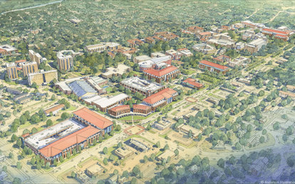 East Carolina University Comprehensive Campus Master Plan Smithgroup