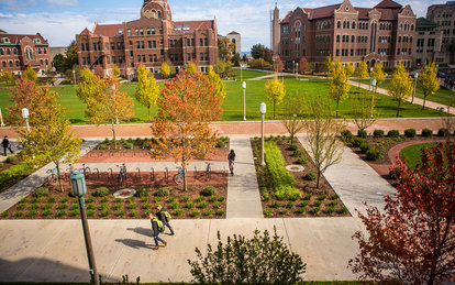 Loyola Campus Planning and Design