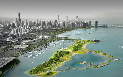 Northerly Island Framework Plan