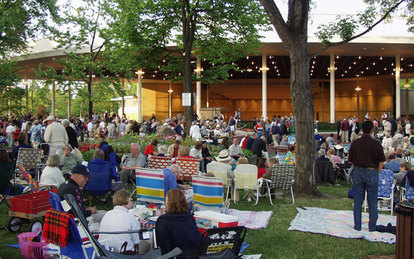 Ravinia Festival Site Improvements