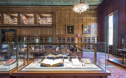 Clements Library Infrastructure Upgrades