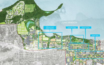 UW Master Plan SmithGroup