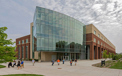 University of Wisconsin-Eau Claire New Education Building