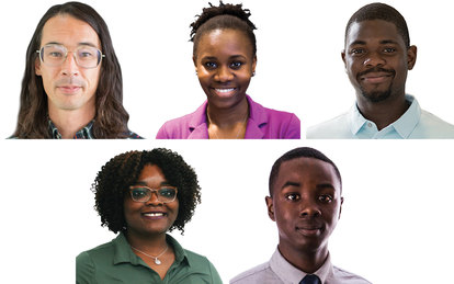 2018 SmithGroup EDI Scholarship Winners