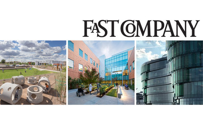 Fast Company 2018 Innovation by Design Award Winners