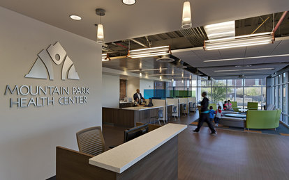Mountain Park Health Center Gateway Clinic smithgroup