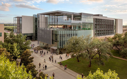 University of Texas at Dallas Engineering SmithGroup