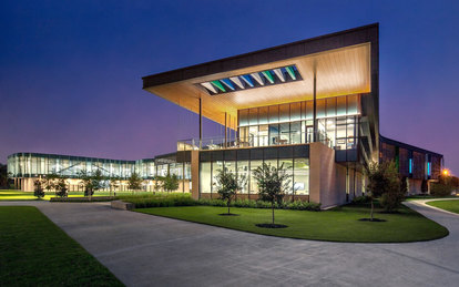 UHCL SmithGroup Higher Education