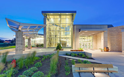 Kansas State University Recreation Complex SmithGroup