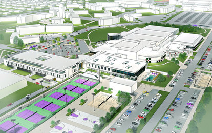 Kansas State University Health & Wellness Master Plan SmithGroup
