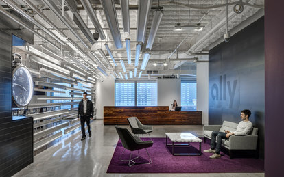 Ally Financial smithGroup Detroit