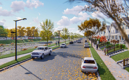 Kinnickinnic River Corridor Neighborhood Plan SmithGroup Milwaukee