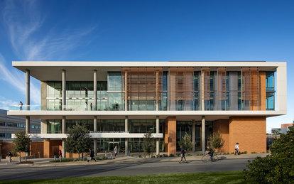 UCR Multidisciplinary Research Building Riverside Exterior Science Technology Architecture SmithGroup