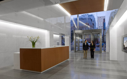 1200 19th Street Renovation Interior Workplace Office Building Washington DC SmithGroup