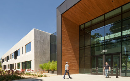 Porter Drive Stanford University Workplace Office Design Architecture SmithGroup Palo Alto
