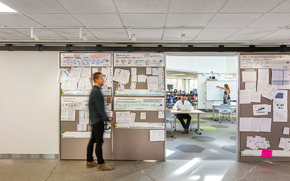 Michigan State University Innovation Hub SmithGroup East Lansing Higher Education Workplace Architecture