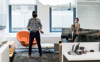 Virtual Reality is Here to Stay Architecture Technology David Fersh SmithGroup