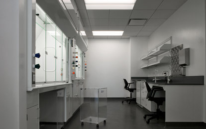 Arizona Biomedical Collaborative Interior Architecture Science and Technology Phoenix SmithGroup