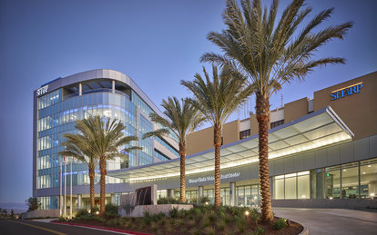 Sharp Ocean View Tower Chula Vista | SmithGroup