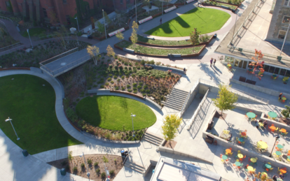 University of Wisconsin-Madison Alumni Park | SmithGroup