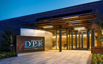 DPR Reston Mid-Atlantic SmithGroup Office Design Interior Workplace Washington DC