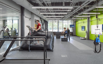 University of Houston-Clear Lake Recreation and Wellness Center | SmithGroup